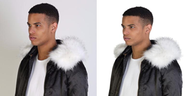 image masking, fur masking service