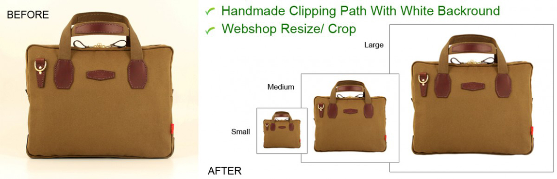 Image Re-Sizing & Cropping Service