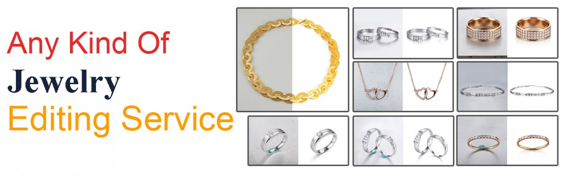 Jewelry Image Editing Service
