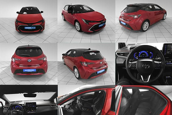 Car Photo Editing Service for automotive dealer