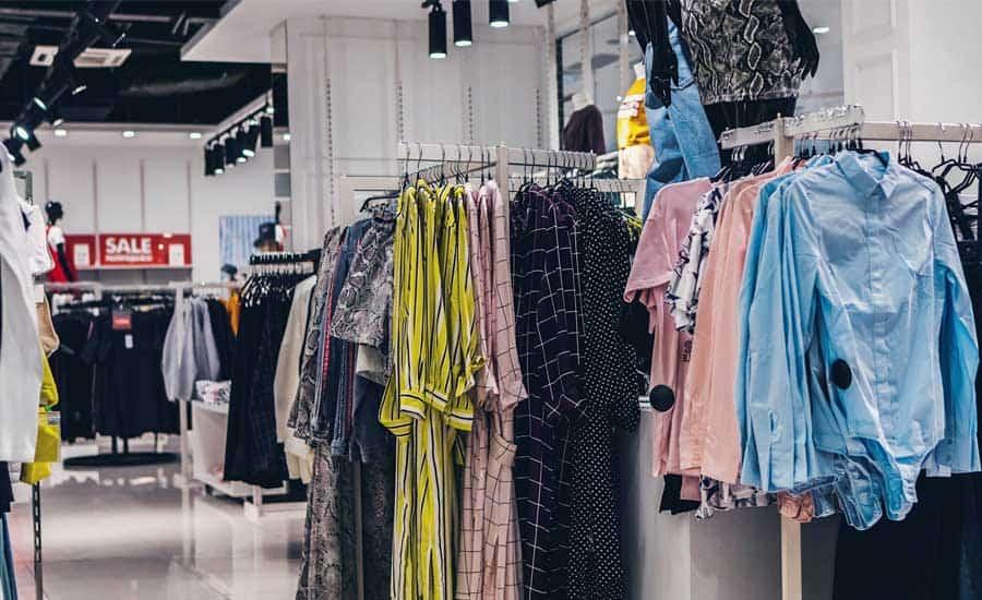 start an online clothing retail business